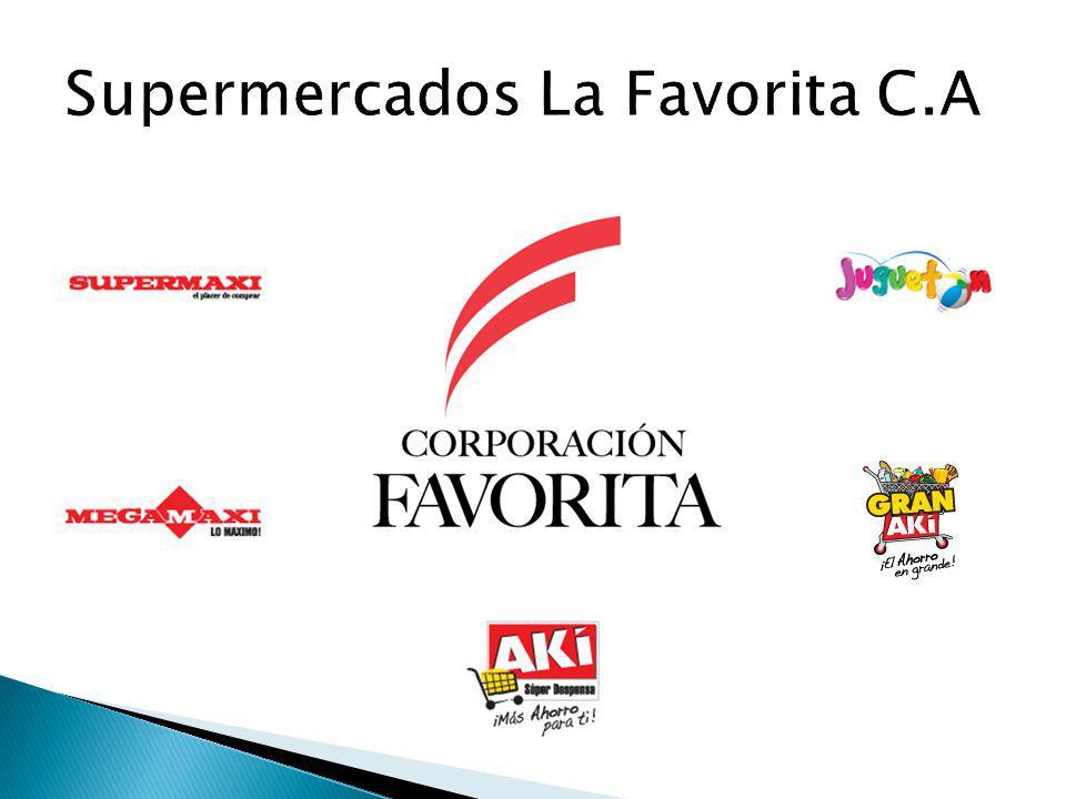 Supermercados La Favorita C.A