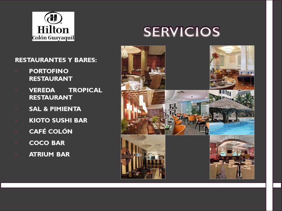 Servicios Restaurantes y Bares: Portofino Restaurant
