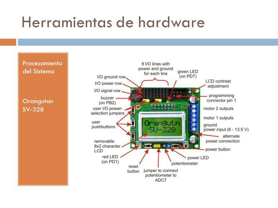 Herramientas de hardware