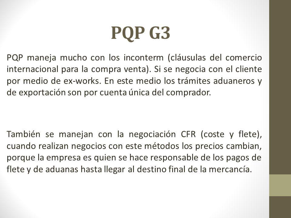 PQP G3