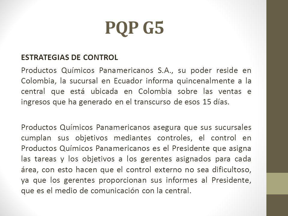 PQP G5
