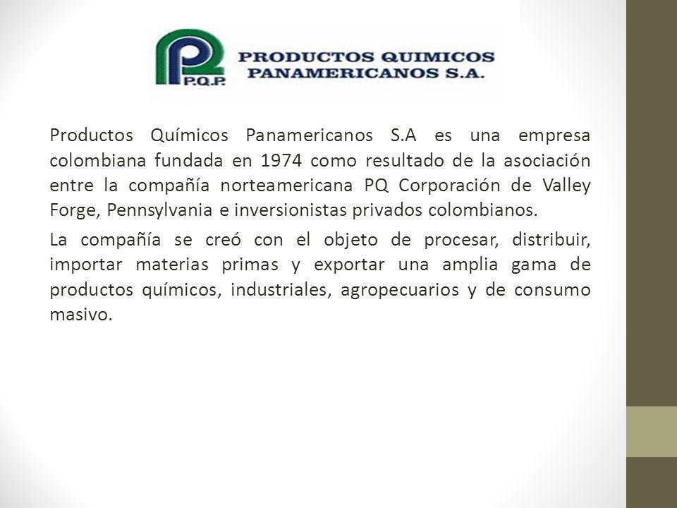 Productos Químicos Panamericanos S