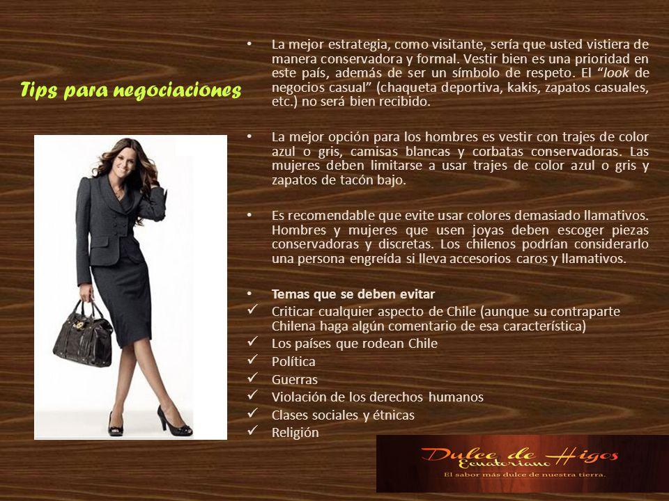 Tips para negociaciones