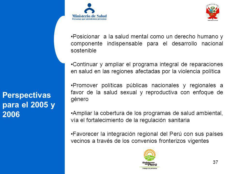 Posicionar a la salud mental como un derecho humano y componente indispensable para el desarrollo nacional sostenible