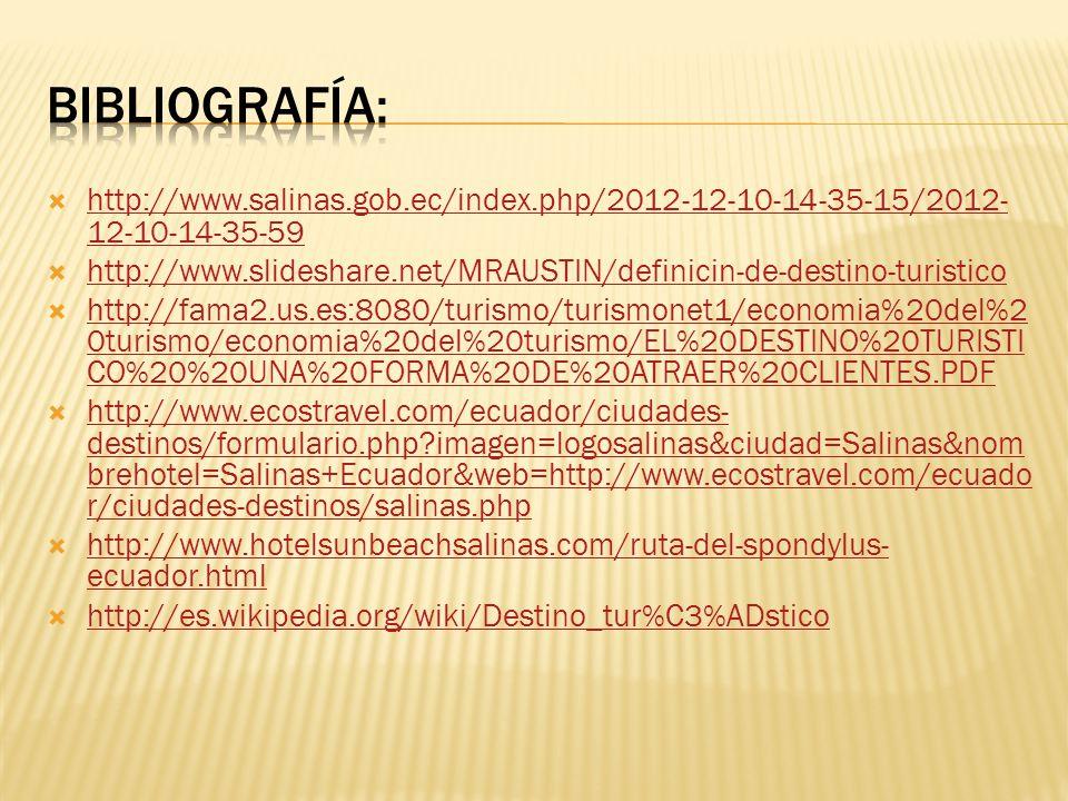 Bibliografía: http://www.salinas.gob.ec/index.php/2012-12-10-14-35-15/2012-12-10-14-35-59.
