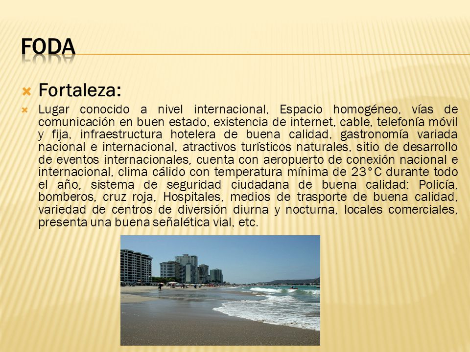FODA Fortaleza: