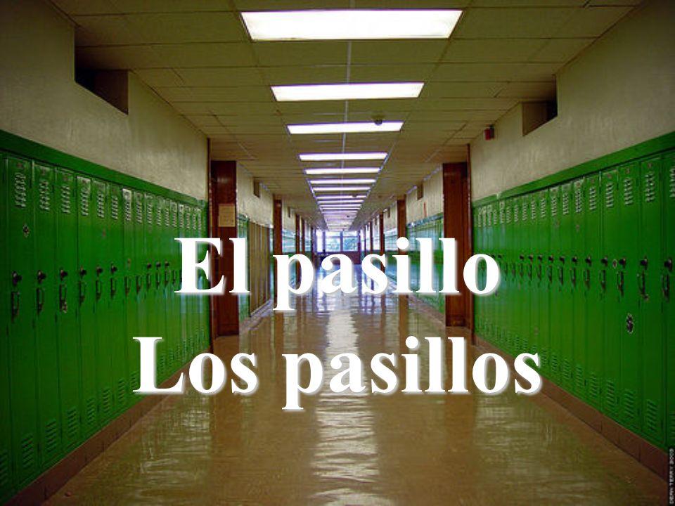 El pasillo Los pasillos