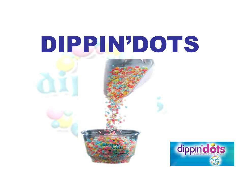 DIPPIN'DOTS