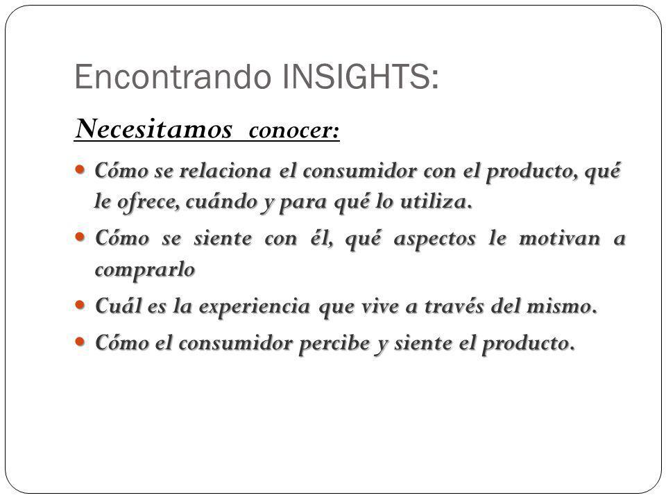 Encontrando INSIGHTS: