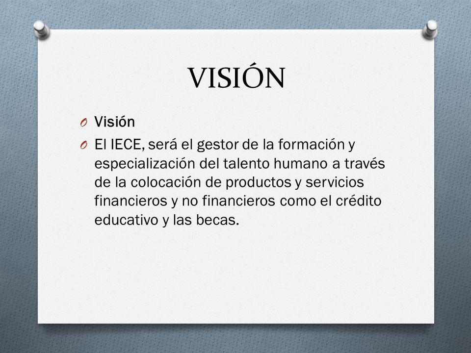 VISIÓN Visión.