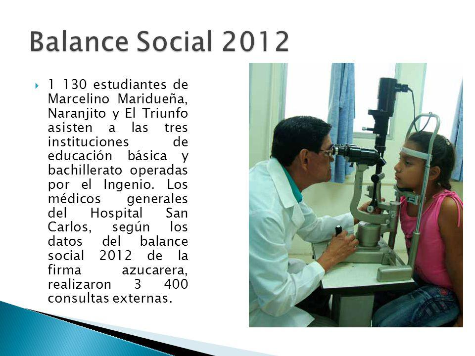 Balance Social 2012