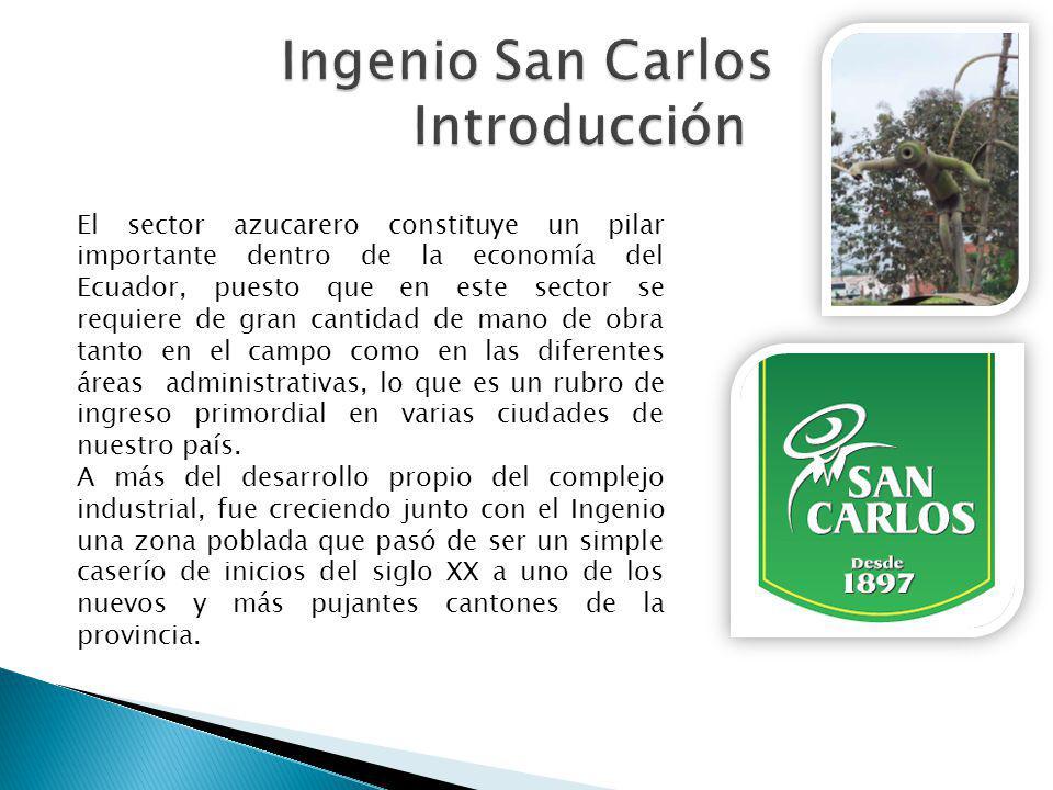 Ingenio San Carlos Introducción