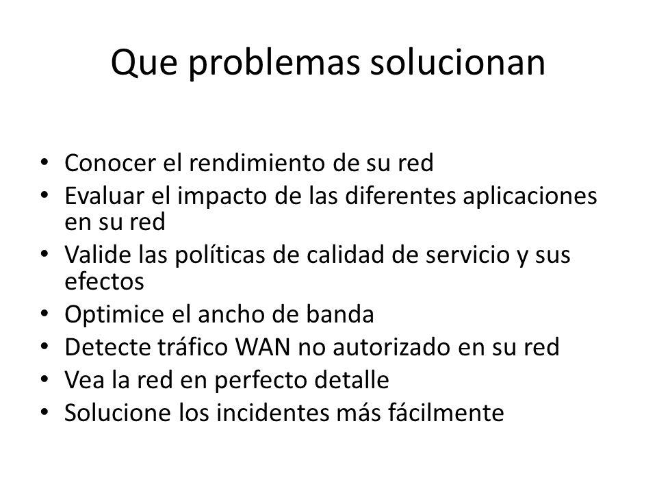 Que problemas solucionan