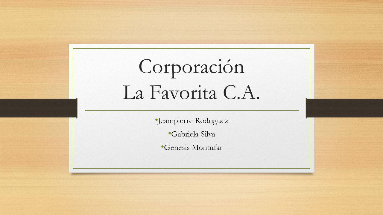 Corporación La Favorita C.A.