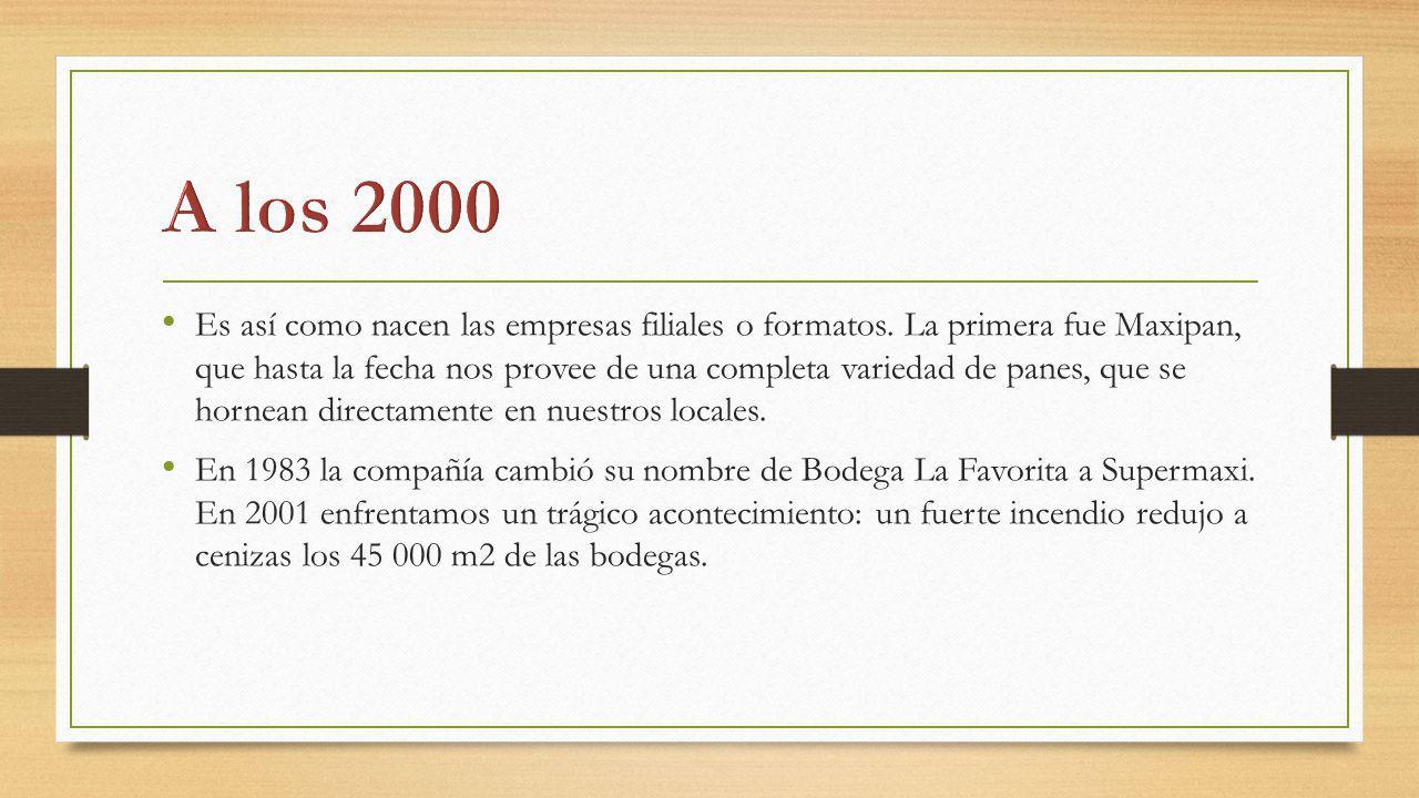 A los 2000