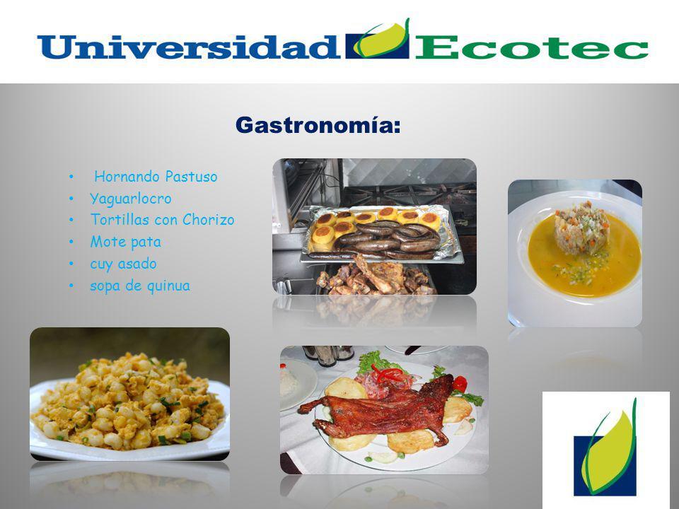 Gastronomía: Hornando Pastuso Yaguarlocro Tortillas con Chorizo