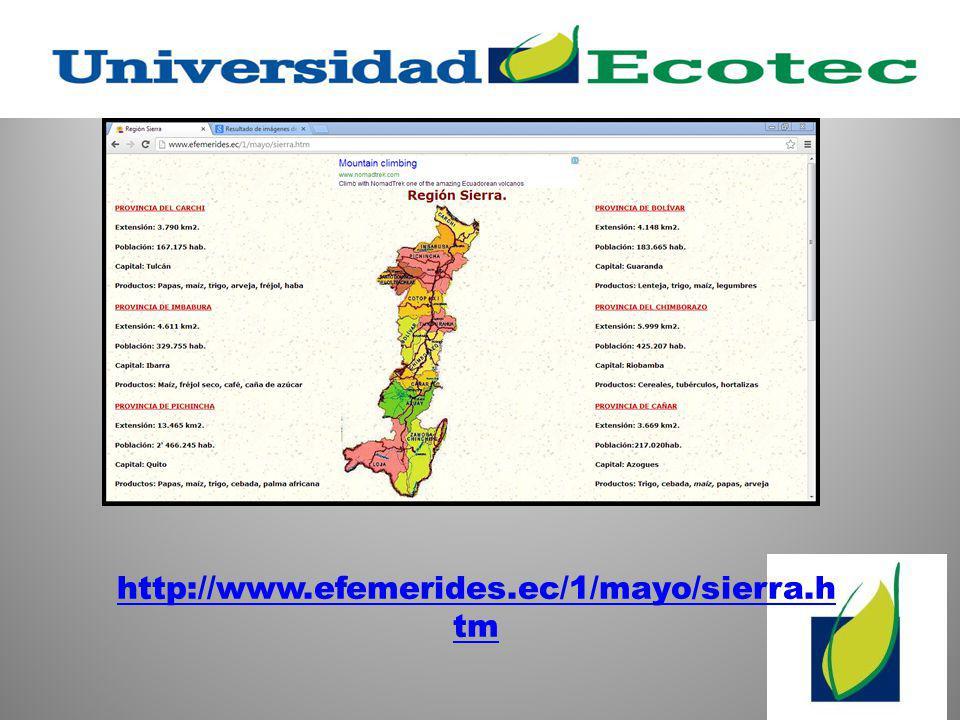 http://www.efemerides.ec/1/mayo/sierra.htm
