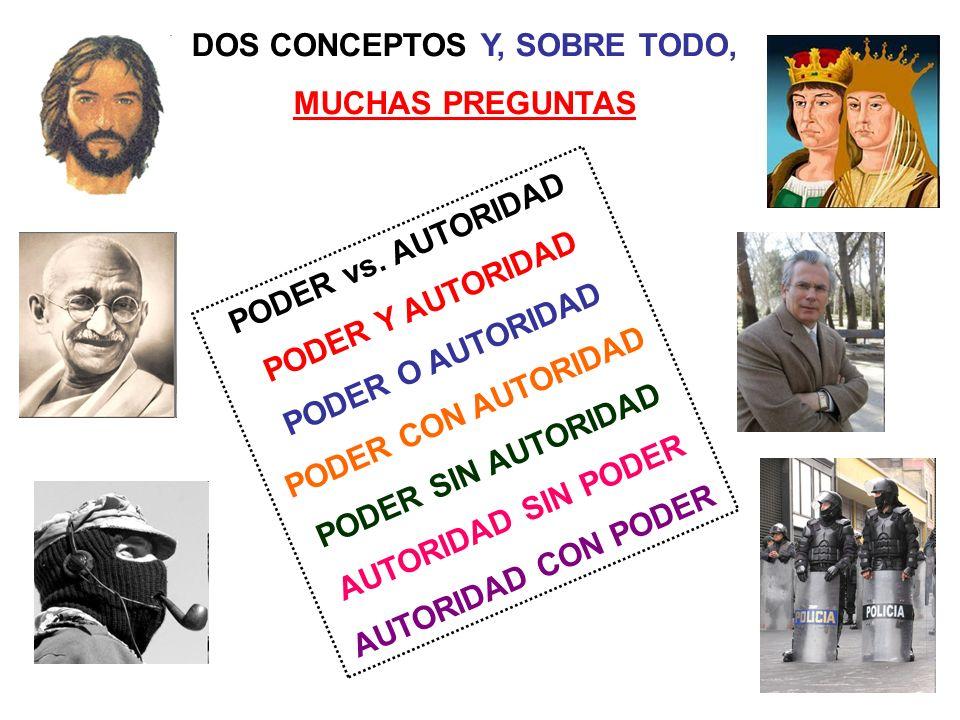DOS CONCEPTOS Y, SOBRE TODO,