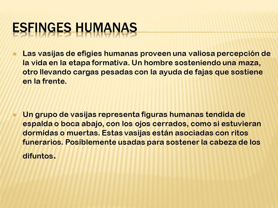 Esfinges humanas