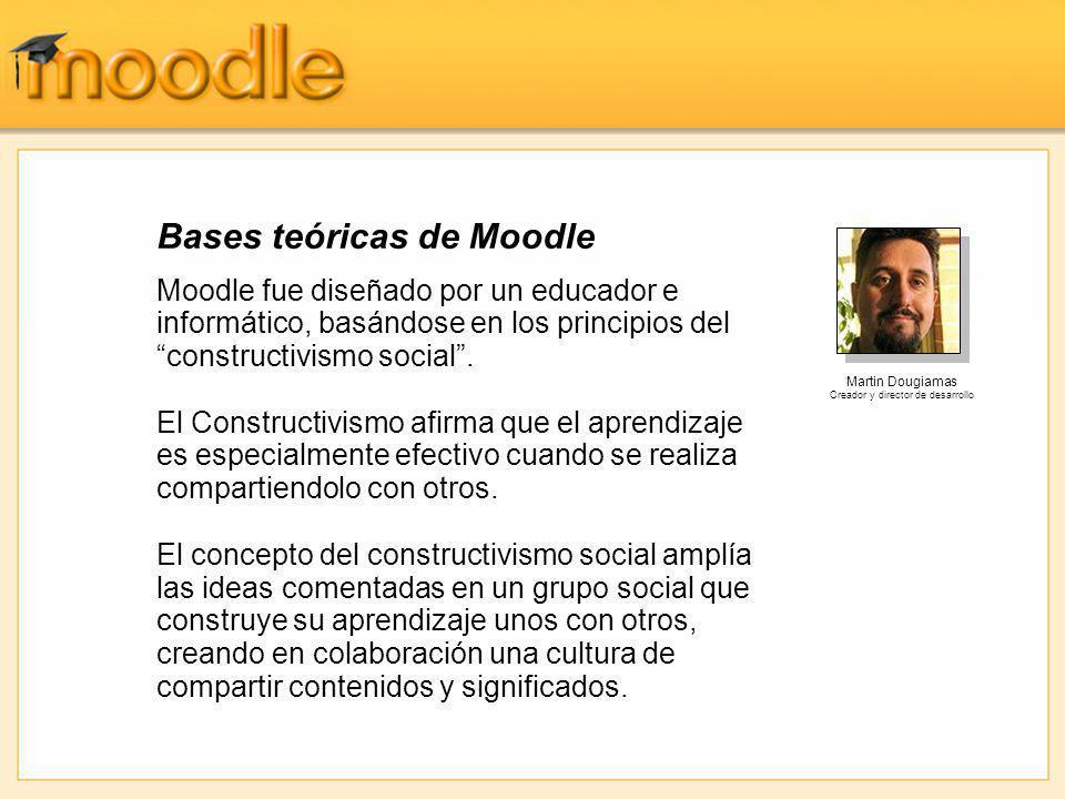 Bases teóricas de Moodle