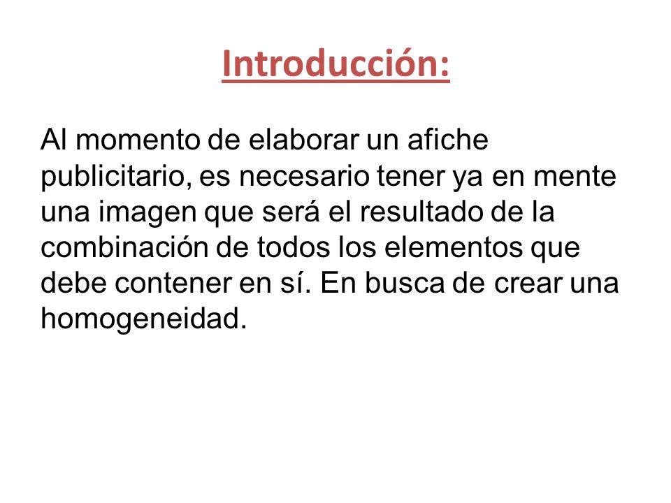 Introducción: