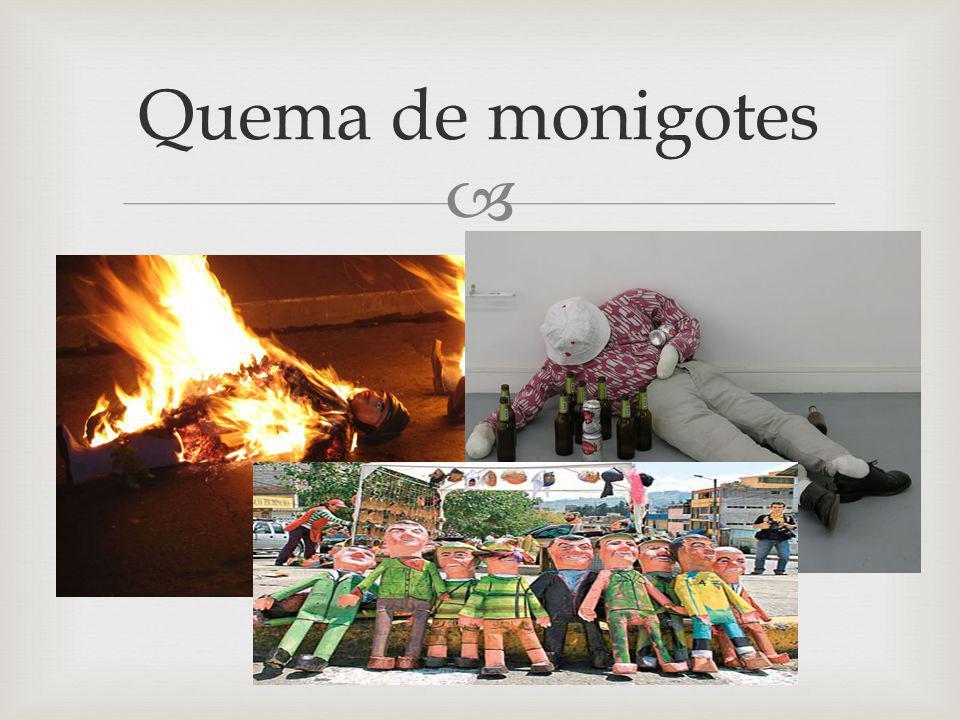 Quema de monigotes