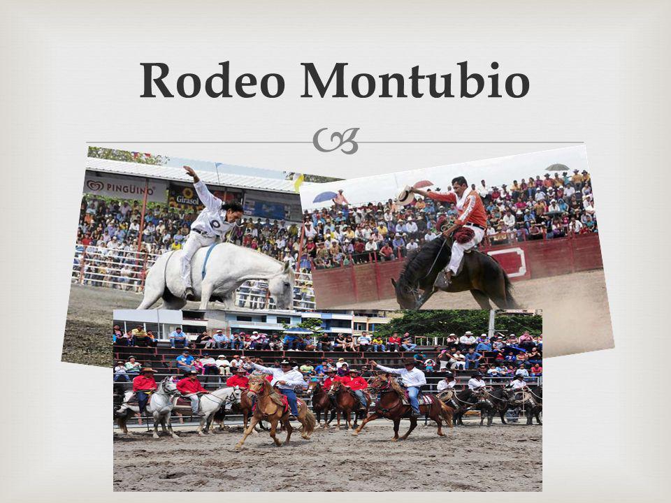 Rodeo Montubio