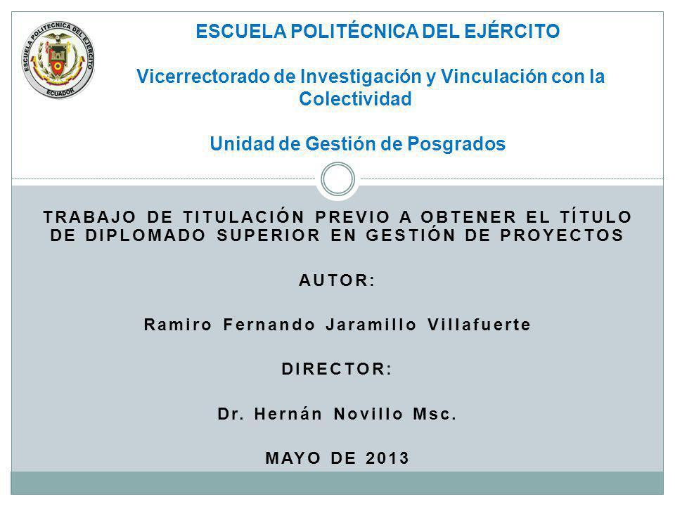 Ramiro Fernando Jaramillo Villafuerte