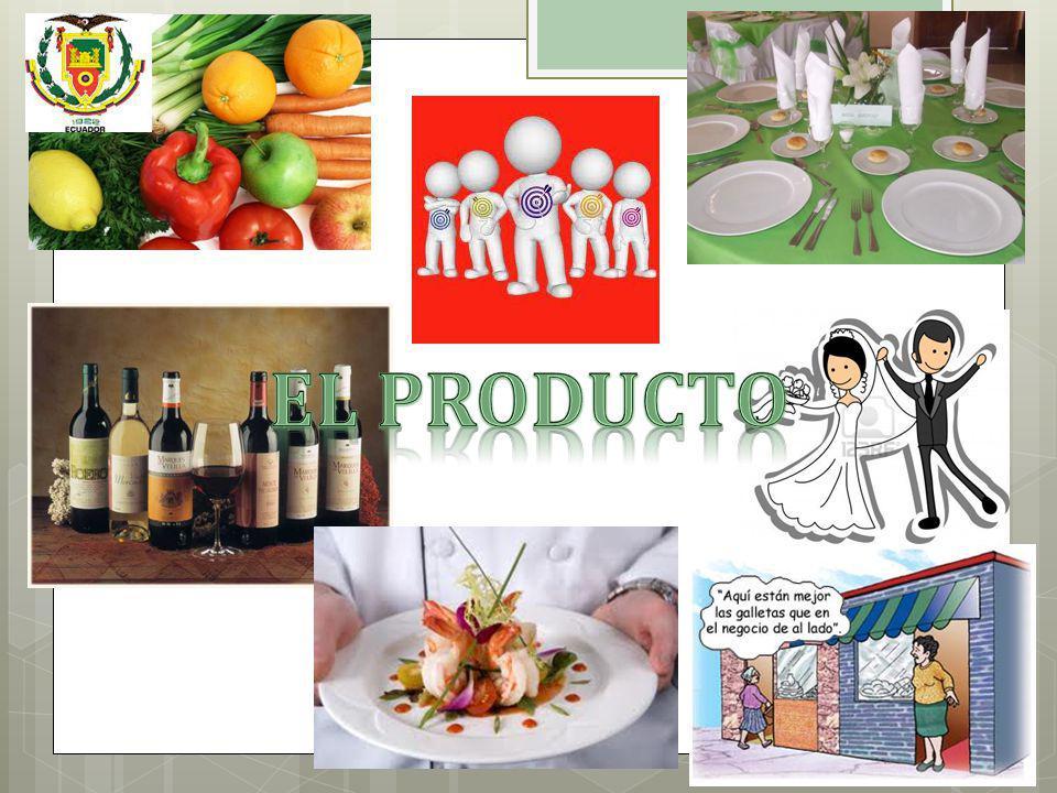 El Producto El producto