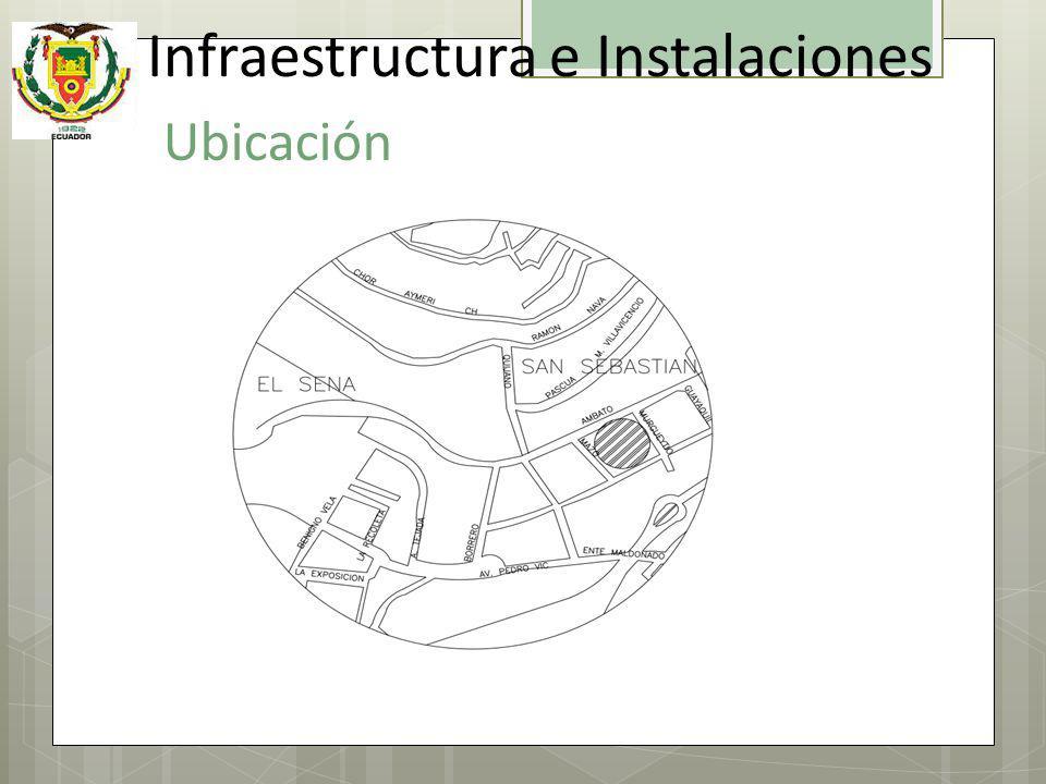 Infraestructura e Instalaciones