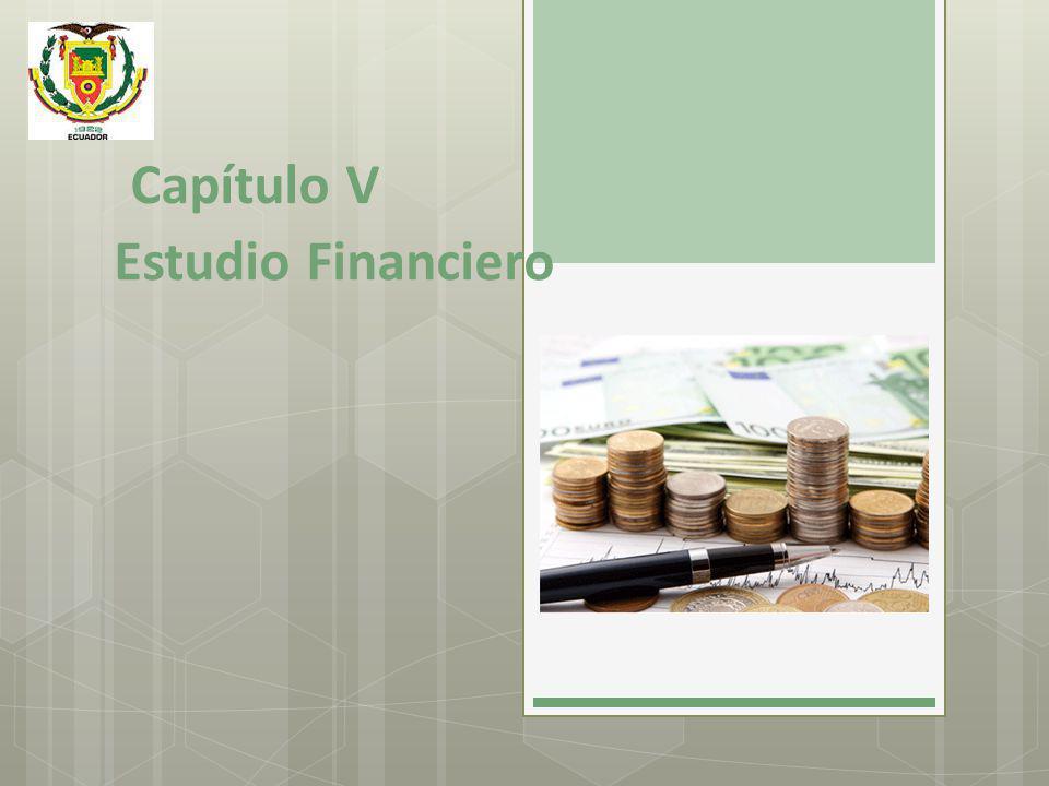 Universidad de las Fuerzas Armadas ESPE Estudio Financiero