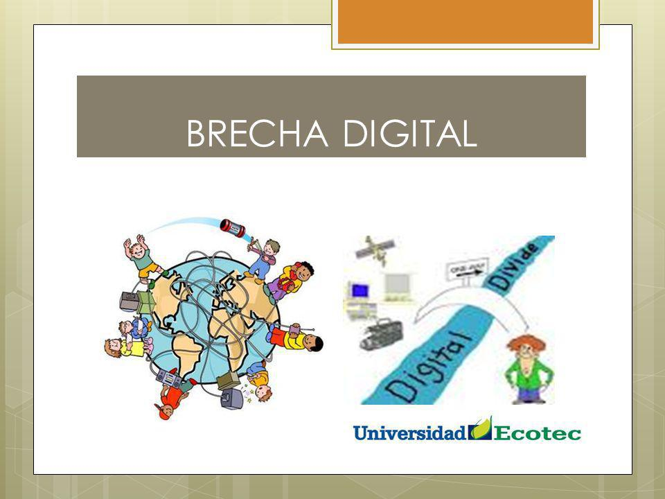 BRECHA DIGITAL