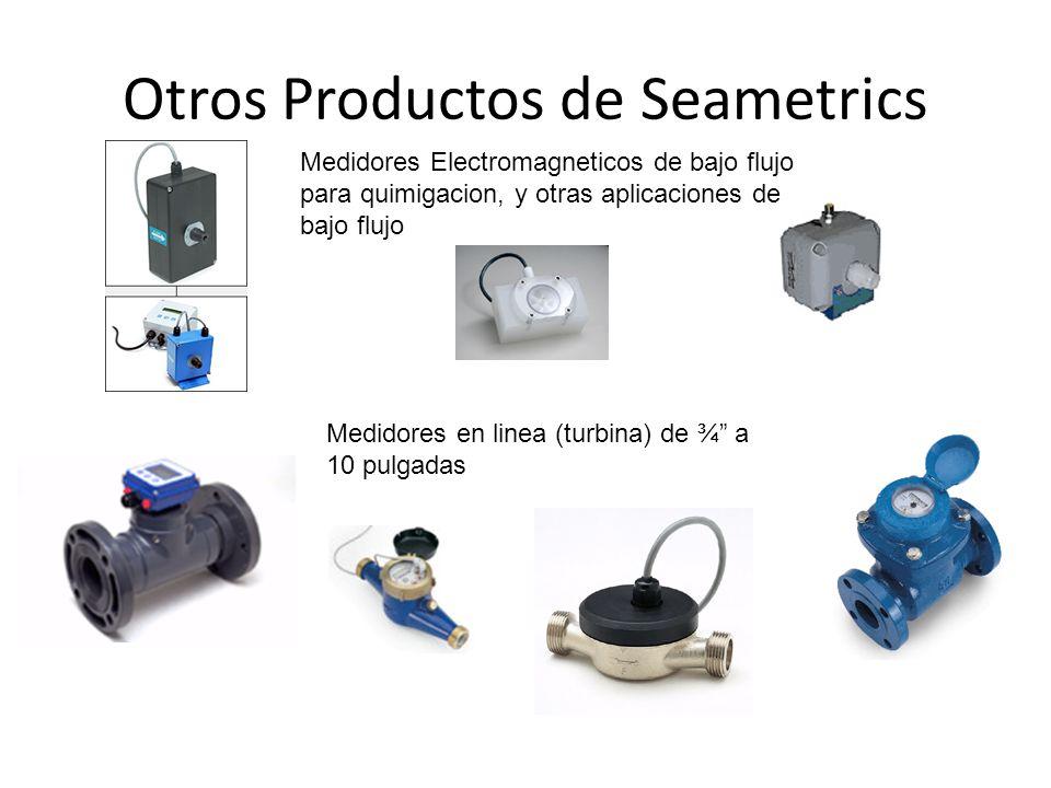 Otros Productos de Seametrics