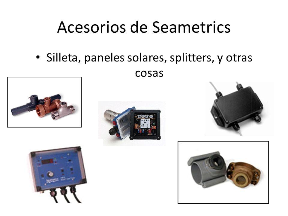Acesorios de Seametrics