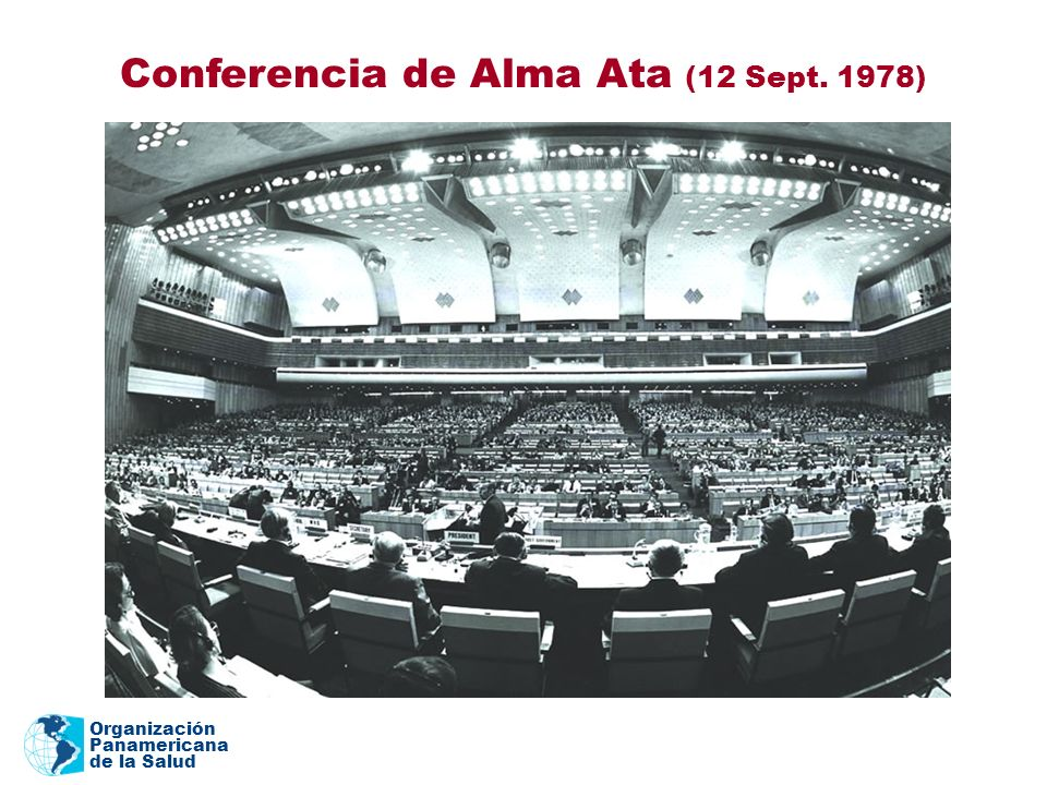 alma ata declaration 1978 In 1962 the world health organization and unicef sponsored an international conference in ussr at alma ata at the university of.