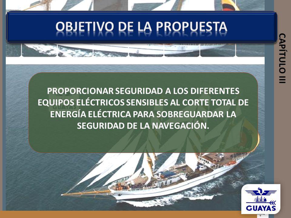 OBJETIVO DE LA PROPUESTA