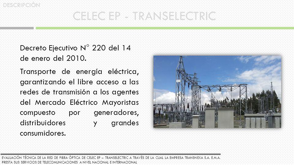 CELEC EP - TRANSELECTRIC