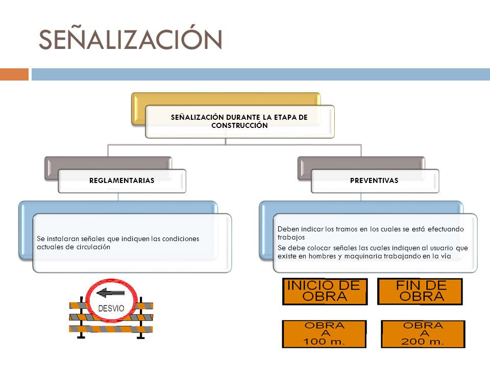 SEÑALIZACIÓN DURANTE LA ETAPA DE CONSTRUCCIÓN