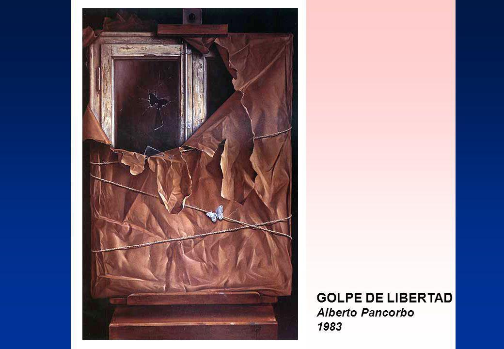 GOLPE DE LIBERTAD Alberto Pancorbo 1983