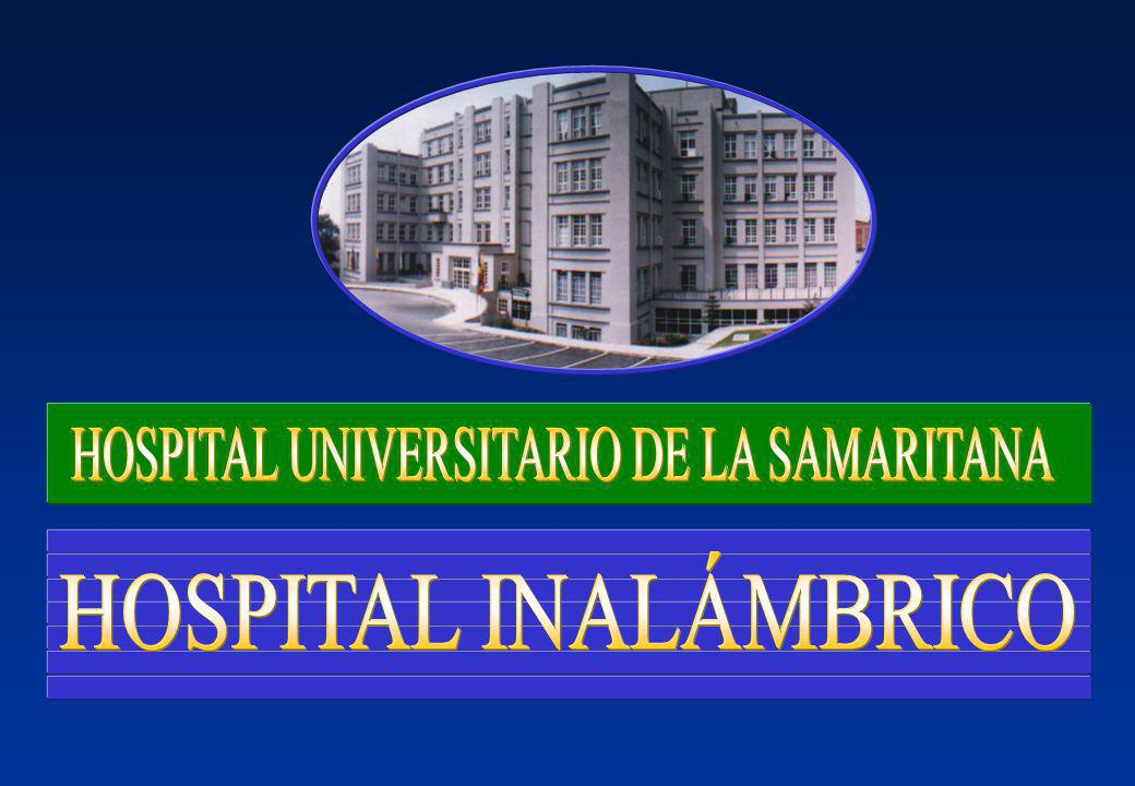 HOSPITAL UNIVERSITARIO DE LA SAMARITANA