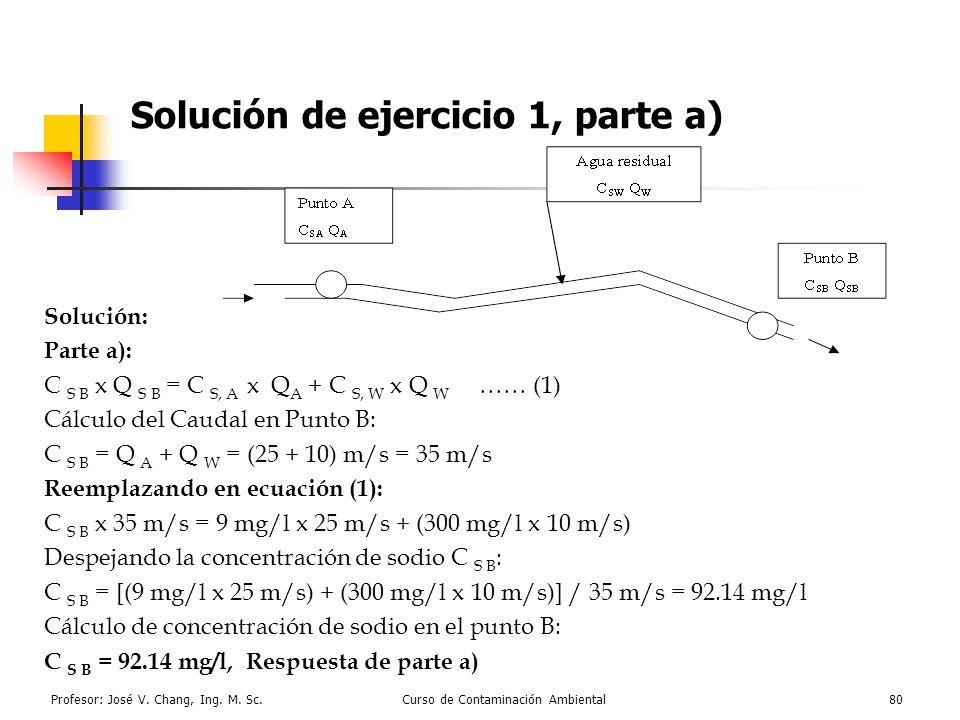 Solución de ejercicio 1, parte a)
