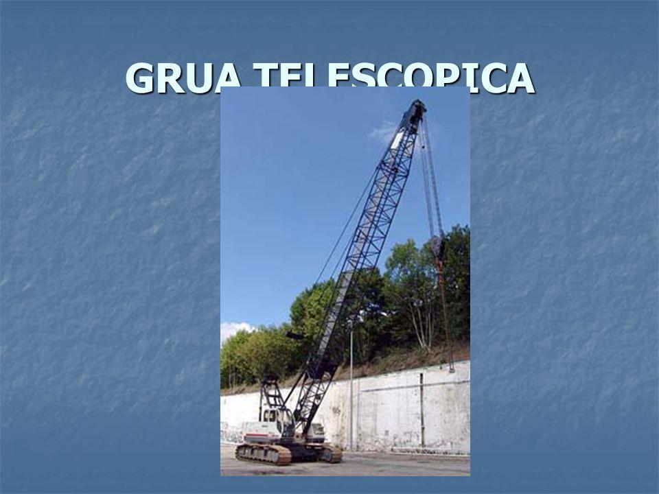 GRUA TELESCOPICA
