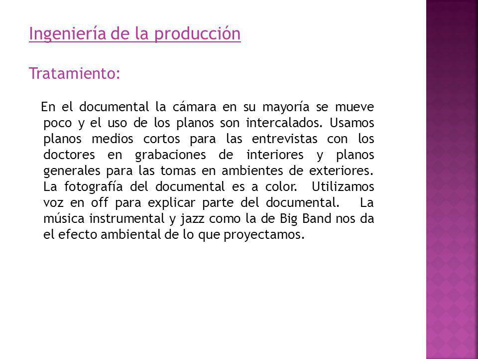 Ingeniería de la producción