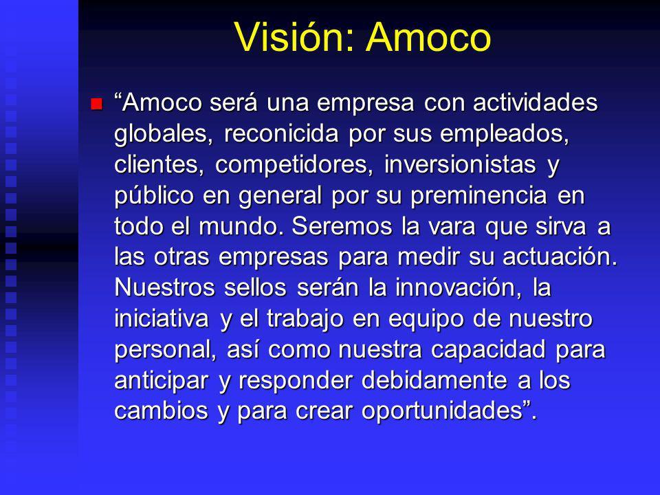 Visión: Amoco