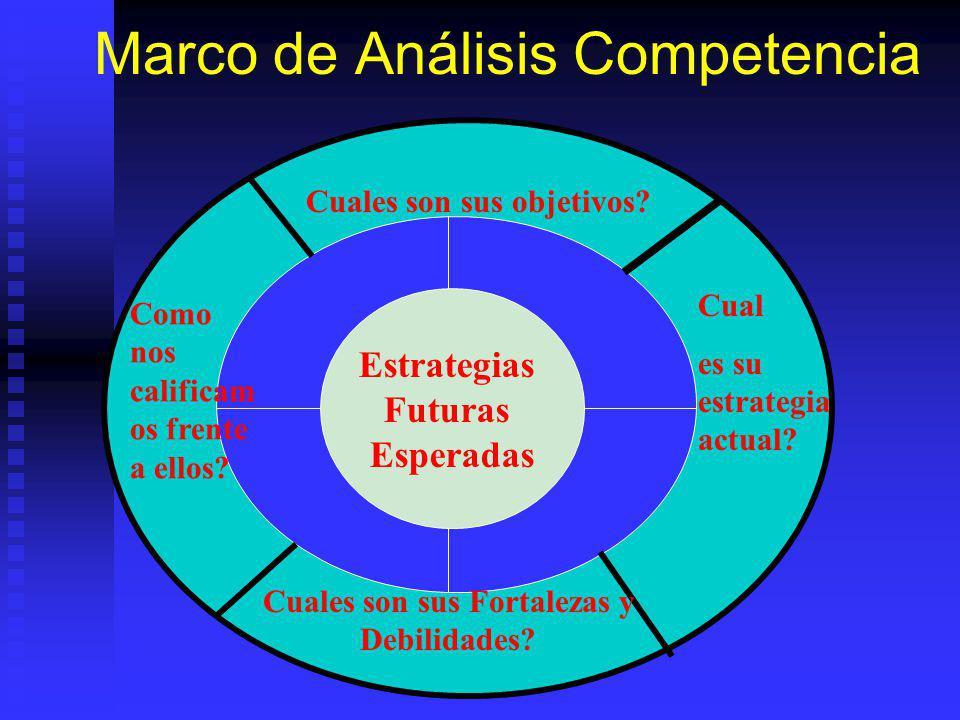 Marco de Análisis Competencia