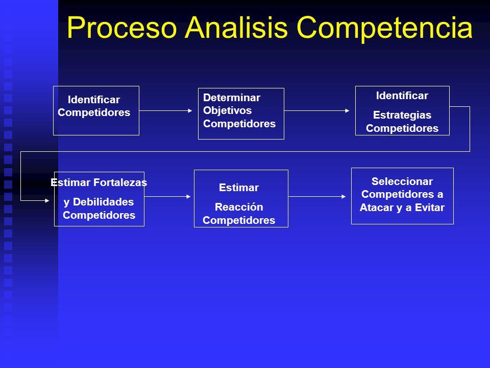 Proceso Analisis Competencia