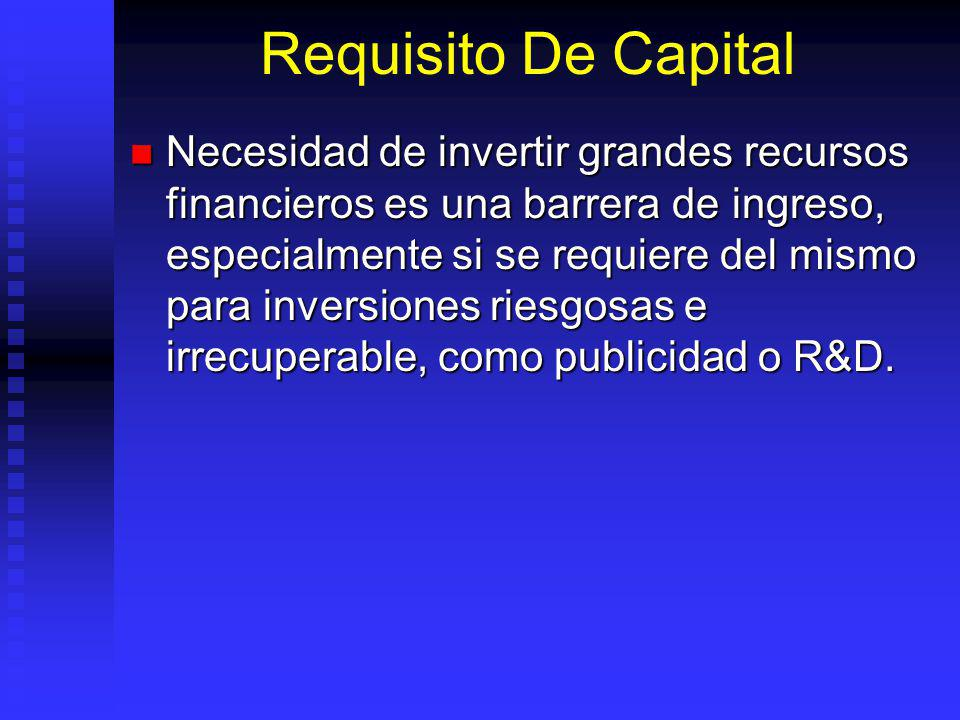 Requisito De Capital