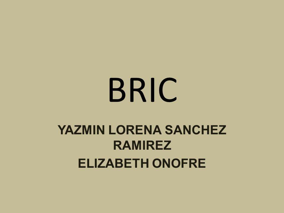 YAZMIN LORENA SANCHEZ RAMIREZ ELIZABETH ONOFRE