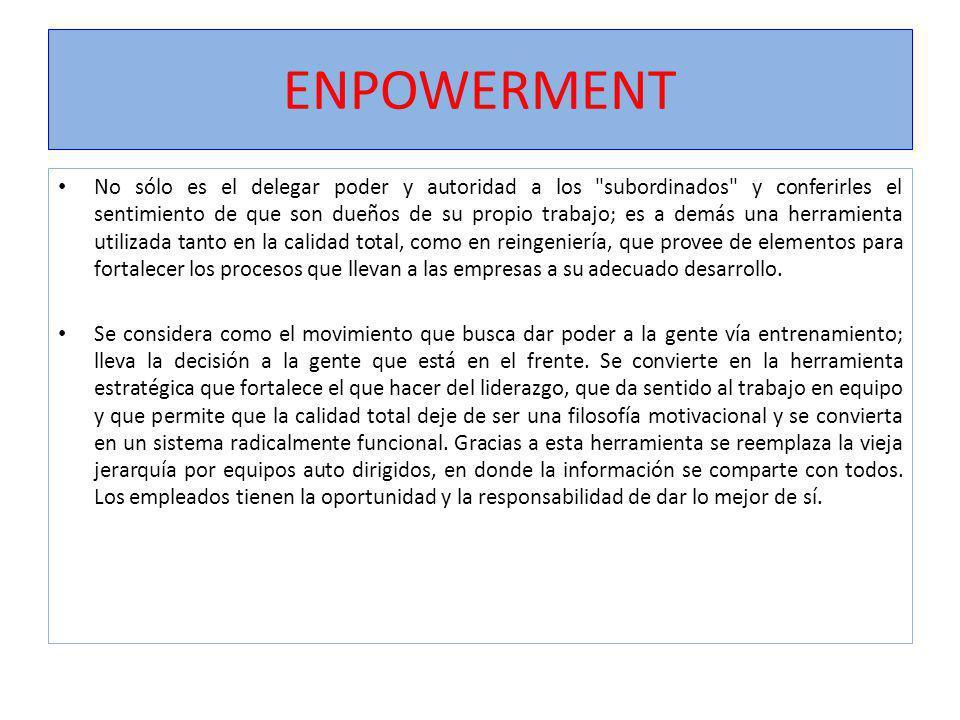 ENPOWERMENT