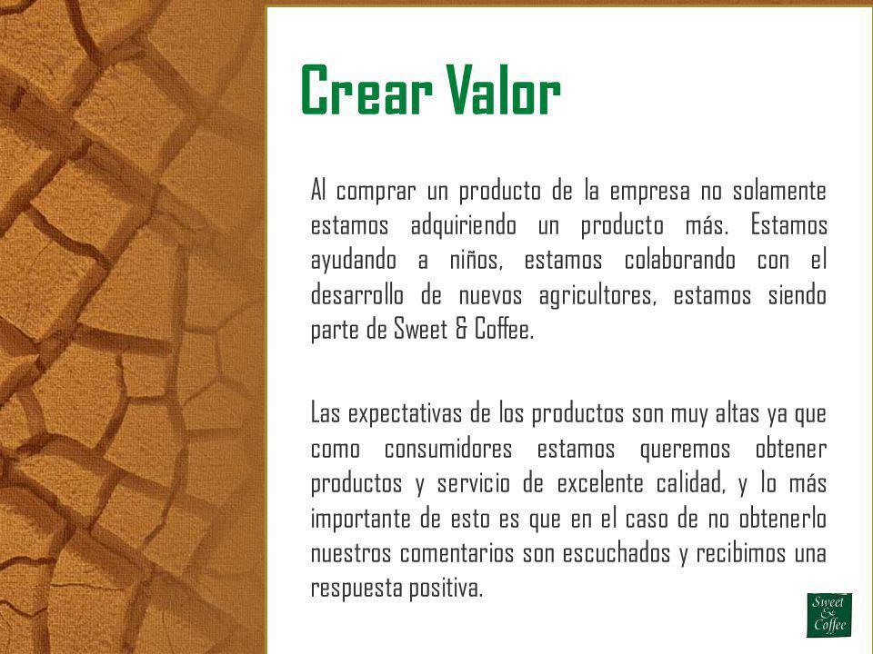 Crear Valor